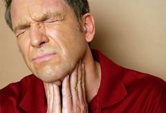 Снять боль и воспаление в горле