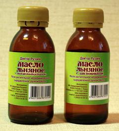 Льняное масло для похудения – эффективное средство