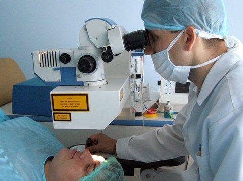 Зрение как проверить глазное дно