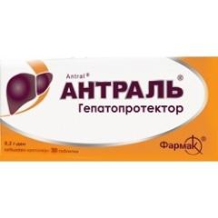 Антраль Аналоги Инструкция По Применению Цена В Украине - фото 8