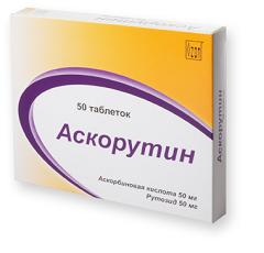 аскорутин лекарство инструкция по применению
