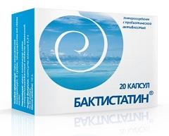 Бактистатин инструкция цена украина