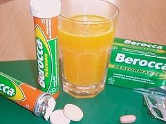 витамины Berocca инструкция - фото 2