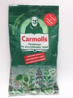 кармолис леденцы инструкция по применению цена