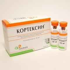 препарат кортексин инструкция по применению - фото 8