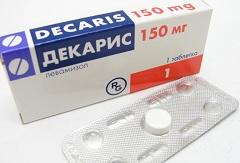 Декарис 150 мг