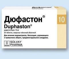 Дюфастон инструкция по применению при кисте яичника - f900