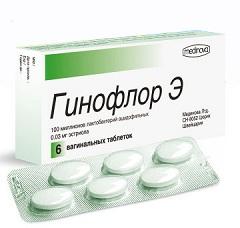Гинофлор №12 таблетки вагинальные: цена, инструкция, отзывы.