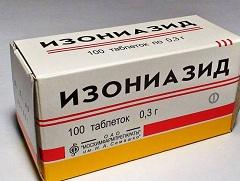 лекарство изониазид инструкция - фото 4