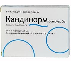 Кандинорм Гель Инструкция По Применению - фото 4