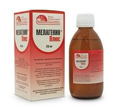 мелагенин инструкция по применению цена