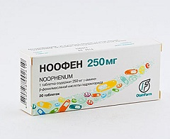 препарат ноофен инструкция