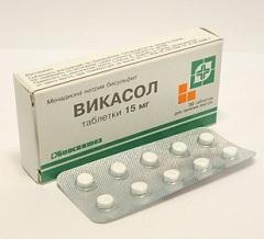 викасол инструкция по применению таблетки при месячных - фото 5