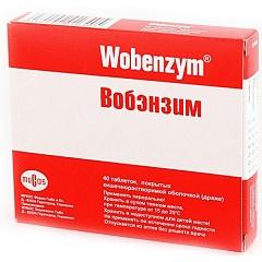 инструкция таблеток вобэнзим - фото 8