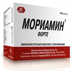 мориамин форте инструкция отзывы