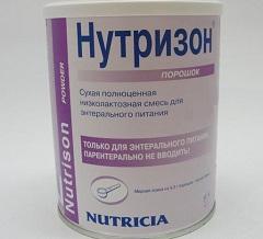 Нутризон питание инструкция