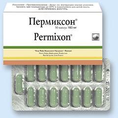 лекарство пермиксон инструкция