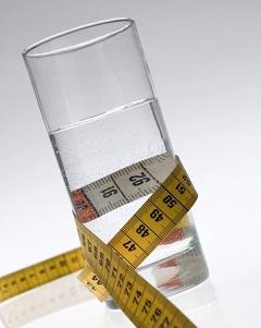 Водная диета для похудения отзывы