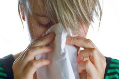 аллергия на пыль чем лечить народные средства