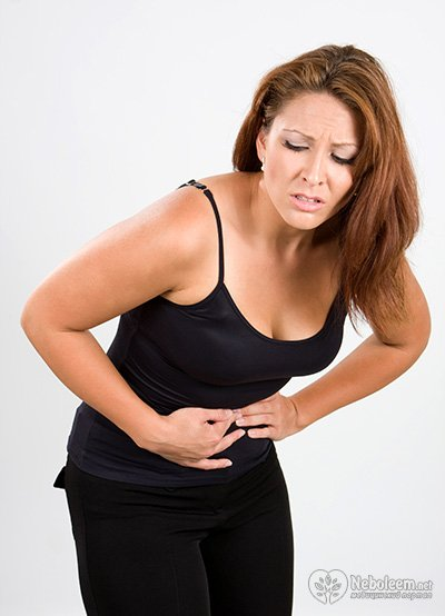 почему грудь увеличена после месячных