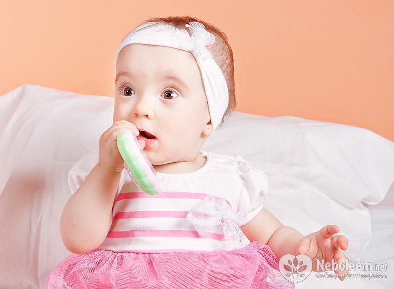 При дисбактериозе у детей до