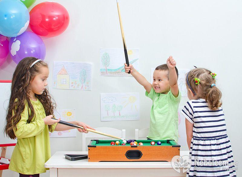 коммуникативные игры для знакомства детей