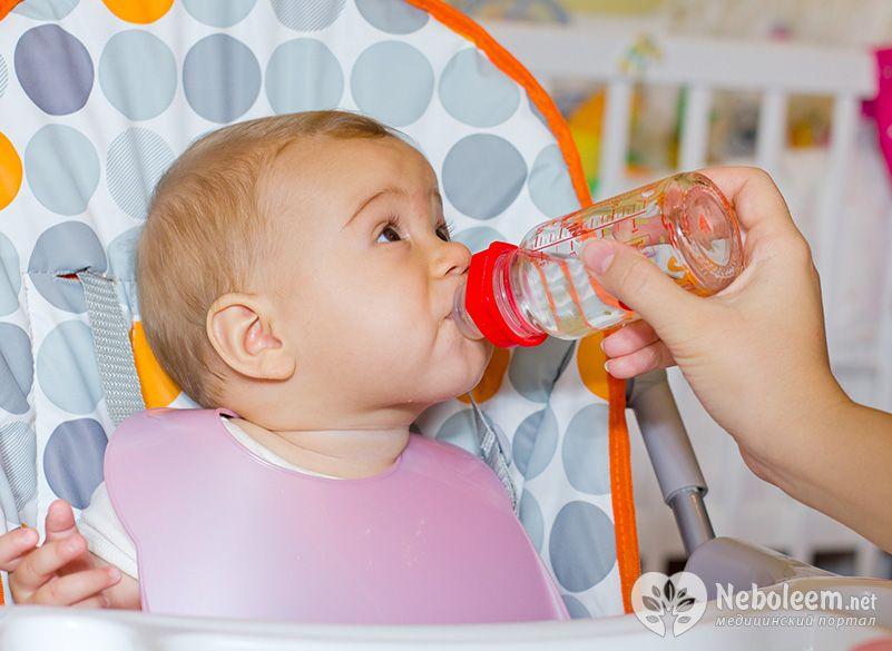 Сколько мочится ребенок в 4 месяца