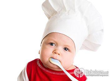 Чем кормить 5 месячного ребенка