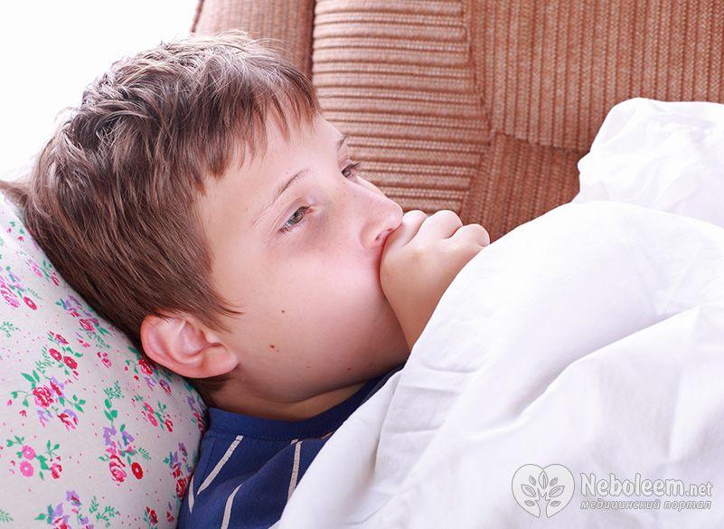 Как вылечить кашель с мокротой (бронхит) у ребенка