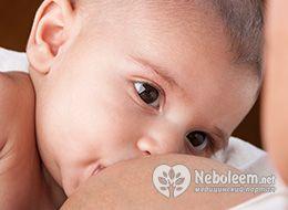 Симптомы молочница при гв