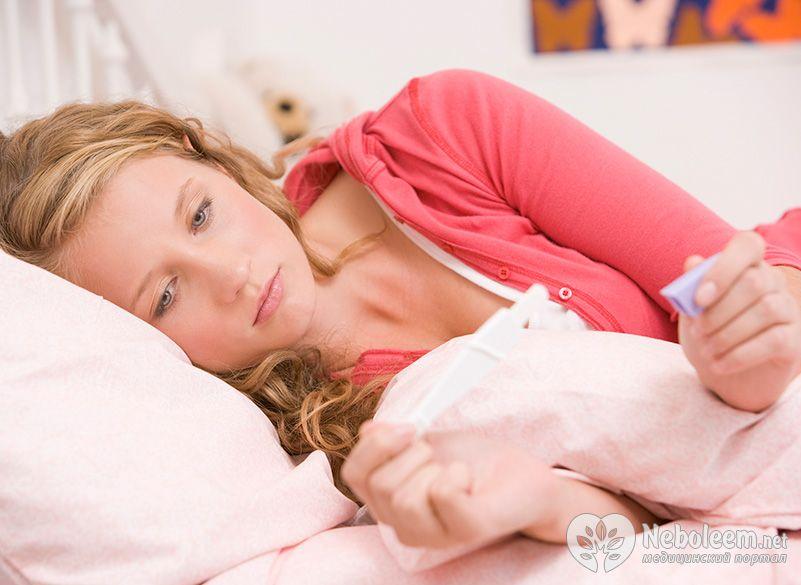 Внематочная беременность сроки