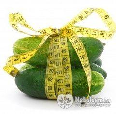 Полосатая кифирная диета