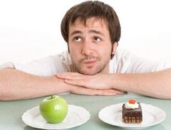 Особливості ефективної дієти для чоловіків