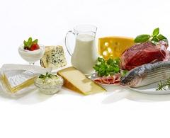 Зразкове меню дієти для чоловіків