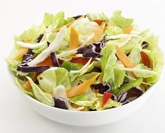 Похудеть на салатах