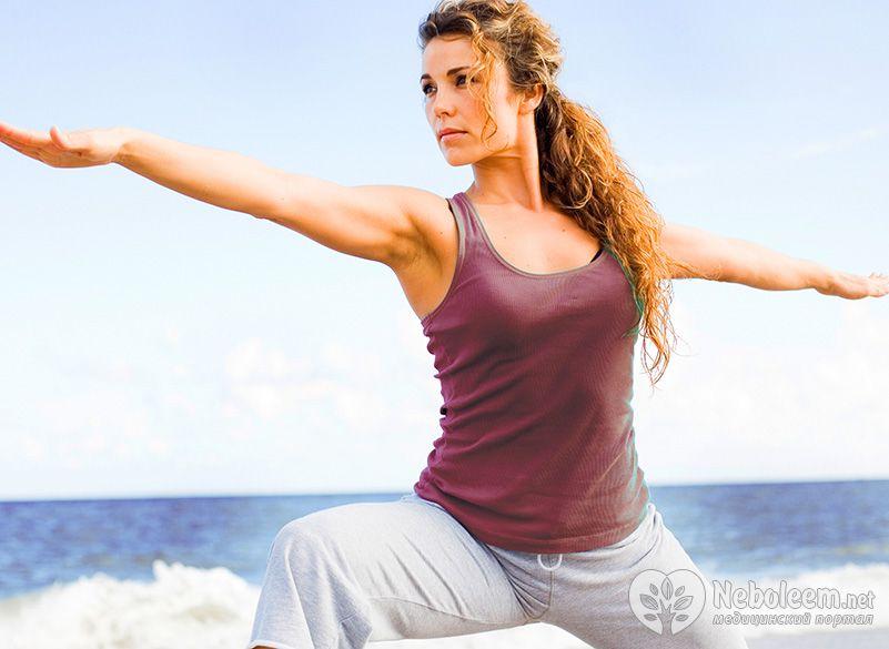 Эта асана укрепляет и растягивает мышцы живота, нижнюю часть спины, а также углубляет дыхание