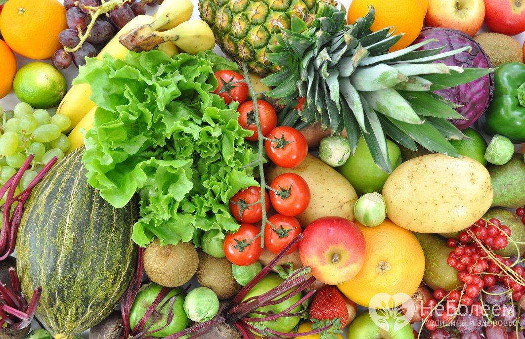 Овощная диета для похудения отзывы