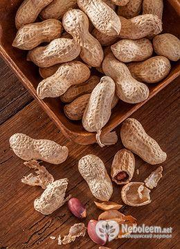 Калорійність арахісу і корисні речовини в його складі