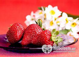 Калорийность клубники свежей можно ли есть на диете