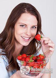 Полунична дієта - зразкове тижневе меню