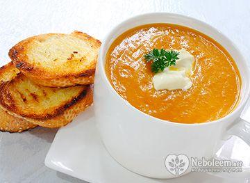 Калорійність супів в залежності від рецептури