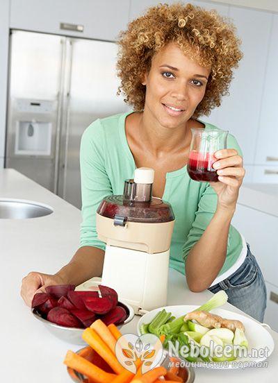 польза свеклы вареной для похудения