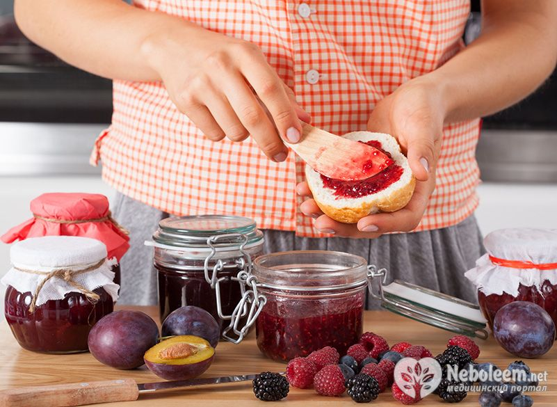 Варенье облепиховое калорийность