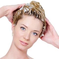 Сметана и дрожжи для волос