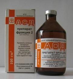 лекарство асд для людей инструкция