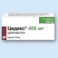 Цедекс Антибиотик Инструкция - фото 9