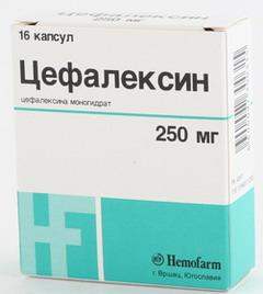 Цефалексин антибиотик инструкция по применению