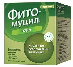 инструкция состав цена лекарства фитомуцил