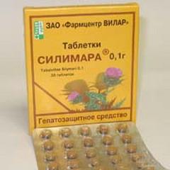Силимар Таблетки Инструкция По Применению - фото 4