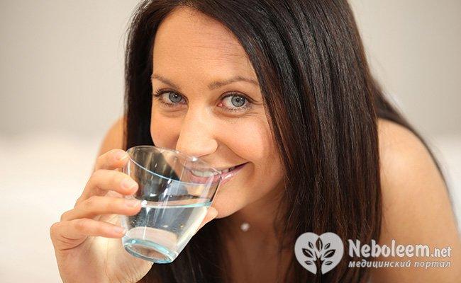 Склянка води